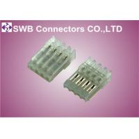 Wholesale Home Male Wire to Board  IDC Socket Connector 2.54mm Pitch , Crimp Style Connector Wafer from china suppliers
