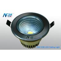 Wholesale Aluminum 240V 850lm COB LED Ceiling Light 10W , 60 Degree And Energy - Saving from china suppliers