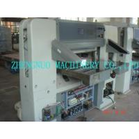Wholesale Program Control Paper Cutting Machinery (K-780 /920 / 1150 / 1300 / 1370 CD) from china suppliers