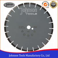 Wholesale 350mm Laser Welded Blade With Silent Core For Hard Fired Clay Bricks from china suppliers