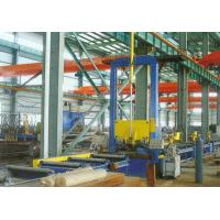 Wholesale Horizontal H Beam Welding Line Steel Assembling Machine from china suppliers