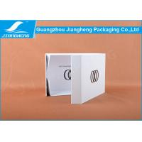 Wholesale White Elegant Paperboard Packaging Box Folding Big Matt Lamination Surface from china suppliers
