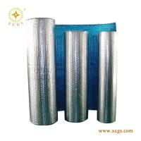 Quality Bubble Aluminum Foil Heat Reflective Insulation Rolls for sale