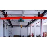 Buy cheap light weight 18m 16t LX model suspension overhead bridge crane systems from wholesalers
