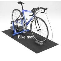 Wholesale Commercial Large Treadmill Exercise Bike Cycling Trainer Mat With Shockproof from china suppliers