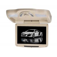 "Wholesale High Resolution 800 * 480 11"" Mount Roof Car DVD Players with Wireless Games S-FDVD1168 from china suppliers"