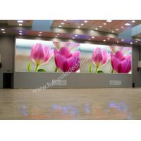 Wholesale SMD3528 P8 Indoor Full Color LED Display With 640x640mm Iron Cabinet Meanwell Power from china suppliers