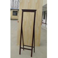 Wholesale fashion wooden framed cheval mirror,cheaper standing mirror from china suppliers