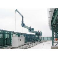 Wholesale Automated CDGC Rail Mounted Window Cleaning Platform Gondola with 9.0m / min from china suppliers