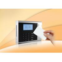 Wholesale Web Server Function / Printer Output RFID Reader Time Attendance Clocking System from china suppliers