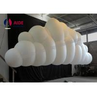 Wholesale Custom Made Inflatable Lighting Decoration For Stage Big Cloud Shaped Balloons from china suppliers