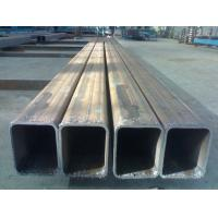 Wholesale ASTM Q345, Q195, SUS304, SUS306 Welded Rectangular Steel Pipe For Chemical, Cutting Machine from china suppliers