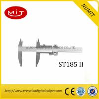 Buy cheap Stainless steel Caliper with Vernier Non-replacible , manual caliper ,reloading calipers,12 calipers from wholesalers