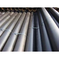 Wholesale Q345 / 235 Mild Straight ERW API 5L Steel Pipe for X52 Petroleum Pipeline Pipe from china suppliers