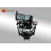 Wholesale Entertainment Equipment Car Racing Simulator Online Play 3㎡ Space from china suppliers