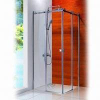 Wholesale 150m Chassis Height SUS304 Luxury Shower Room with 8 and 10mm Glass Thickness from china suppliers