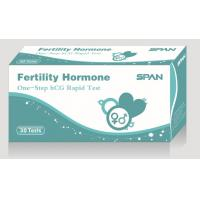 Wholesale One-step HCG Pregnancy Rapid Test (Strip/Cassette/Midstream) from china suppliers