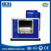 Wholesale DHF hot sale China cabinet big  industrial centrifugal blower exhaust fan price from china suppliers