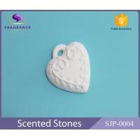 Wholesale special hanging aroma stone scented aroma stone ceramic stone pendant from china suppliers