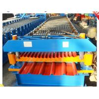 Wholesale steel roofing corrugating machine from china suppliers
