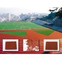 Wholesale White EPDM Rubber Granules for Running Track Construction Basketball Court Badminton from china suppliers