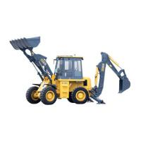 Wholesale Multi Functional XCMG Construction Machinery / XCMG Backhoe Loader from china suppliers