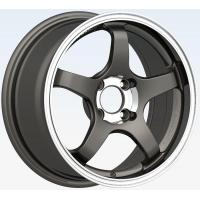 Wholesale 5 Hole 16 Inch Alloy Wheels, 15*6.5 16*7 Chrome Alloys Wheel from china suppliers