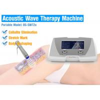 Wholesale Cellulite Reduce Acoustic Wave Therapy Machine High Energy Painless Treatment from china suppliers