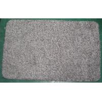 Wholesale Silicone PVC Rubber EVA TPR Polyester Cotton Floor Door Mat (HC16) from china suppliers