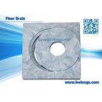 Wholesale Bathroom Sanitary Ware 15cm 20cm Resin Composite Floor Drain Covers from china suppliers