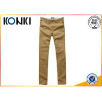 Wholesale Particular Design Mens Work Trousers With Delicate Workmanship from china suppliers