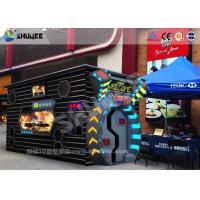 Wholesale Cabin House 5D Movie Theater System Special Effect Motion Rides 5d Home Theater from china suppliers