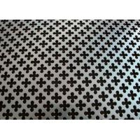 Wholesale 4mm Thickness Perforated Metal Mesh 40% Filter Rating Acid - Resisting from china suppliers