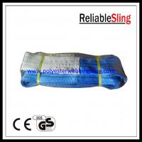 Wholesale High Strength 8t eye - eye Flat Webbing Sling for defense and transport industries from china suppliers