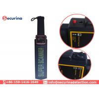 Wholesale MD3003B1 Hand Held Body Scanner , Metal Wand Detector For Security Inspection from china suppliers