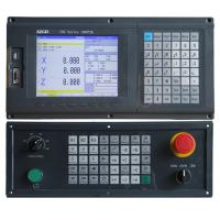 Wholesale High Performance 3 Axis CNC Milling Controller With 4 Inch Real Color LCD Display from china suppliers