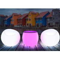 Wholesale Color Changing Illuminated Decoration LED Bar Furniture Table Drum Shape from china suppliers