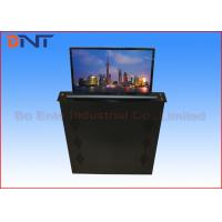 Wholesale Retractable FHD Screen LCD Desk Monitor Lift  For Advanced Office System from china suppliers