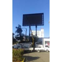 Quality Outdoor Advertising P10 Full Color Led Display Screen High Brightness for sale