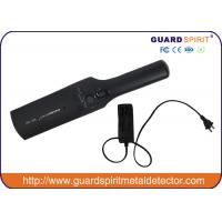 Quality 4 Level Sensitivity Automatic Calibration Body Scanner , Handy Metal Detector For Security for sale