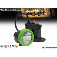 Wholesale 50000 Lux IP67 Led Mining Lamp, 11.2Ah Capacity Battery Coal Mining Lights from china suppliers