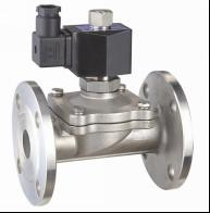Quality SS Stainless Steel Water Solenoid Valve Normally Open High Safety for sale