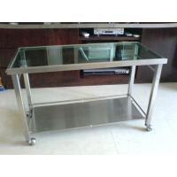 Wholesale stainless steel rolling table from china suppliers