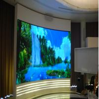 Wholesale 3G WIFI Control P5 SMD LED Screen , Large led display board for advertising from china suppliers