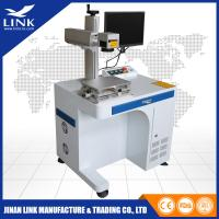 Wholesale CAS MAX Raycus Fiber Laser Marking Machine Metal Engraving Machine 20W from china suppliers