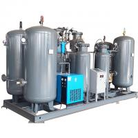 Wholesale Carbon Stainless Steel PSA Nitrogen Generator System Blue / White from china suppliers
