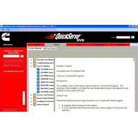 Wholesale Heavy Duty Truck Diagnostic Software Cummins Quickserve for Family Engine from china suppliers