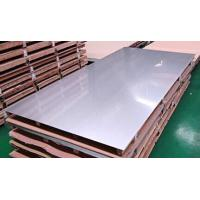 Quality Corrosion resistant Cold Rolled Stainless Steel Sheets for kitchens 12X18H10T for sale
