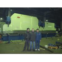Wholesale Two Press CNC Press Brake Bending Together With Throat 720mm , Tandem Press Brake from china suppliers