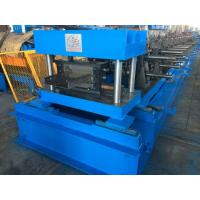 2mm Electrical Cable Tray Manufacturing Machine 5.5kw Hydraulic Decoiler